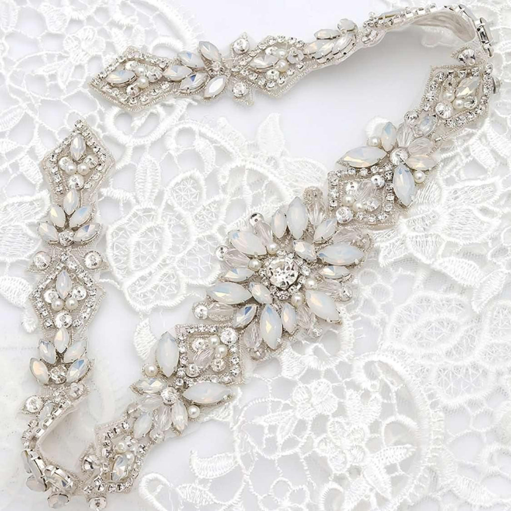 Bula (opal) - Adore Bridal and Occasion Wear