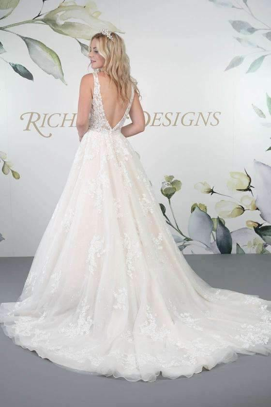RICHARD DESIGNS - CLAUDETTE - Adore Bridal and Occasion Wear
