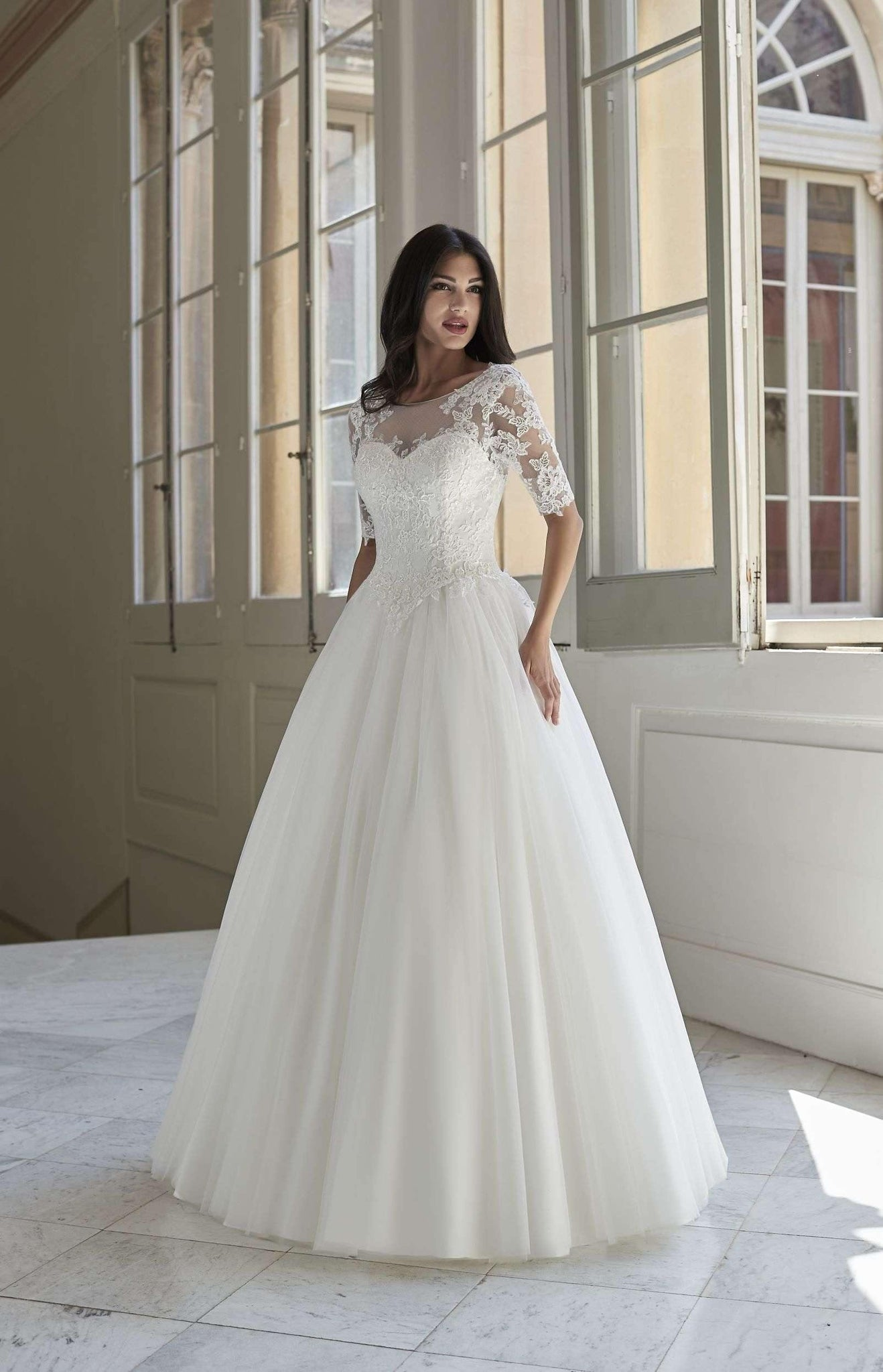 Dolores PLUS - Adore Bridal and Occasion Wear