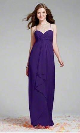 UK08 GRAPE - FALLON - SALE - Adore Bridal and Occasion Wear