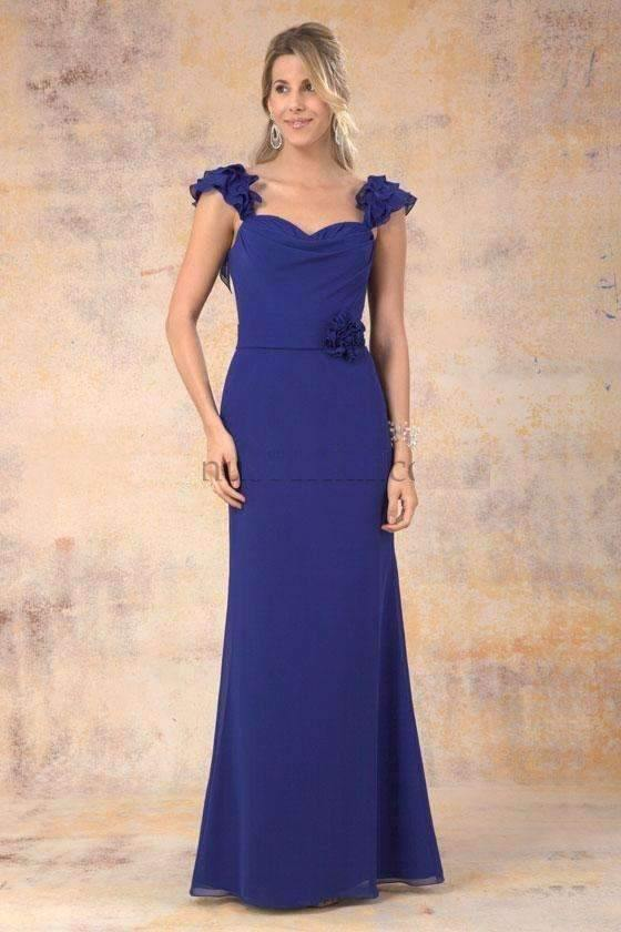 UK18 COBALT - FLORENCIA - SALE - Adore Bridal and Occasion Wear