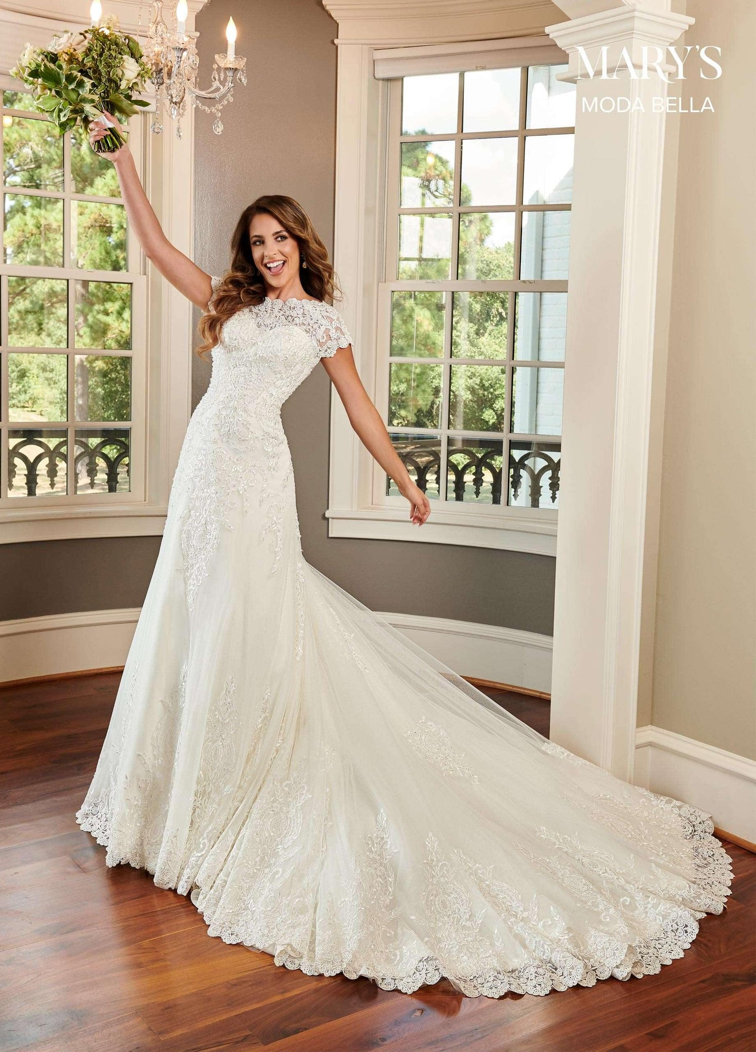 MARY'S BRIDAL - Bella - Adore Bridal and Occasion Wear