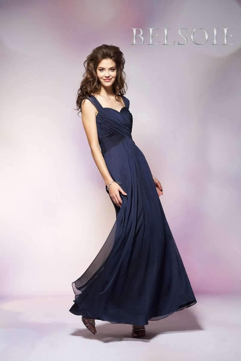 UK10 NAVY - JOANNE - SALE - Adore Bridal and Occasion Wear