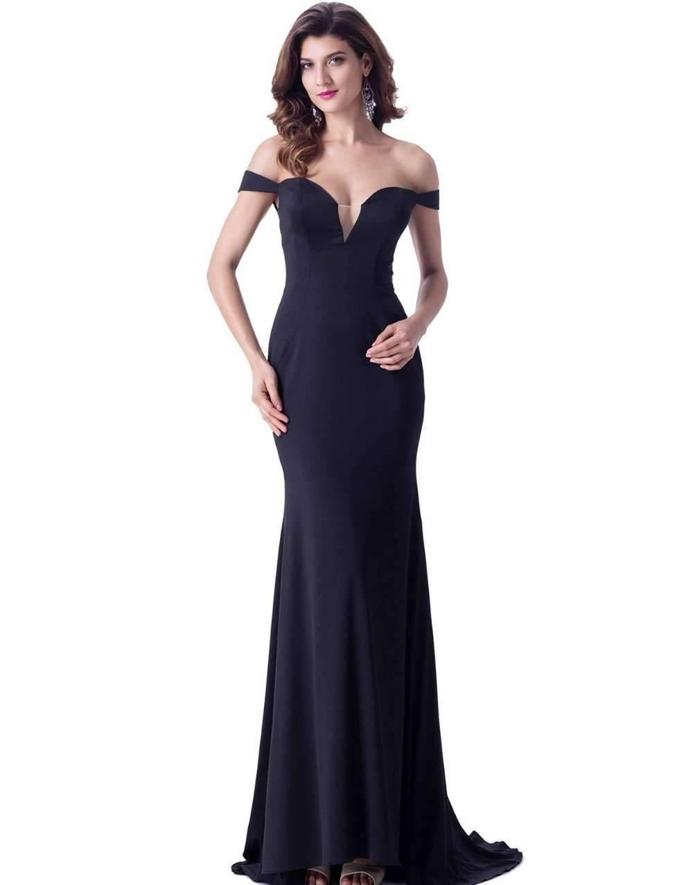 UK10 NAVY - CONSTANZA - Adore Bridal and Occasion Wear
