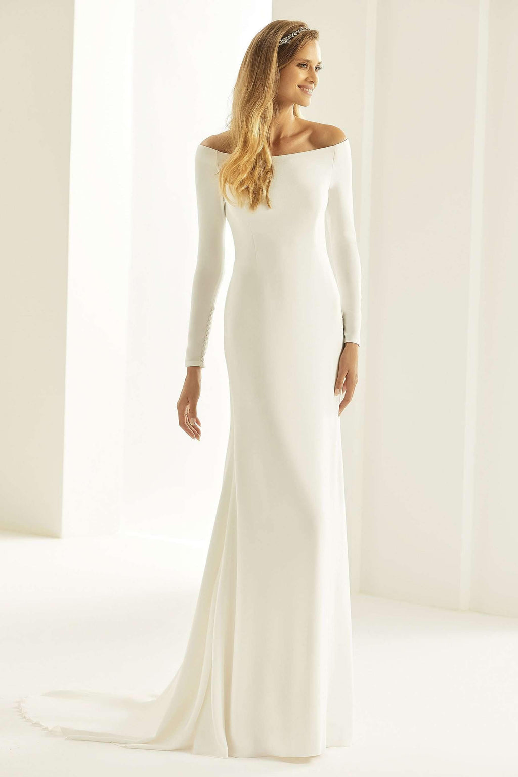 BIANCO EVENTO - Nicole - Adore Bridal and Occasion Wear