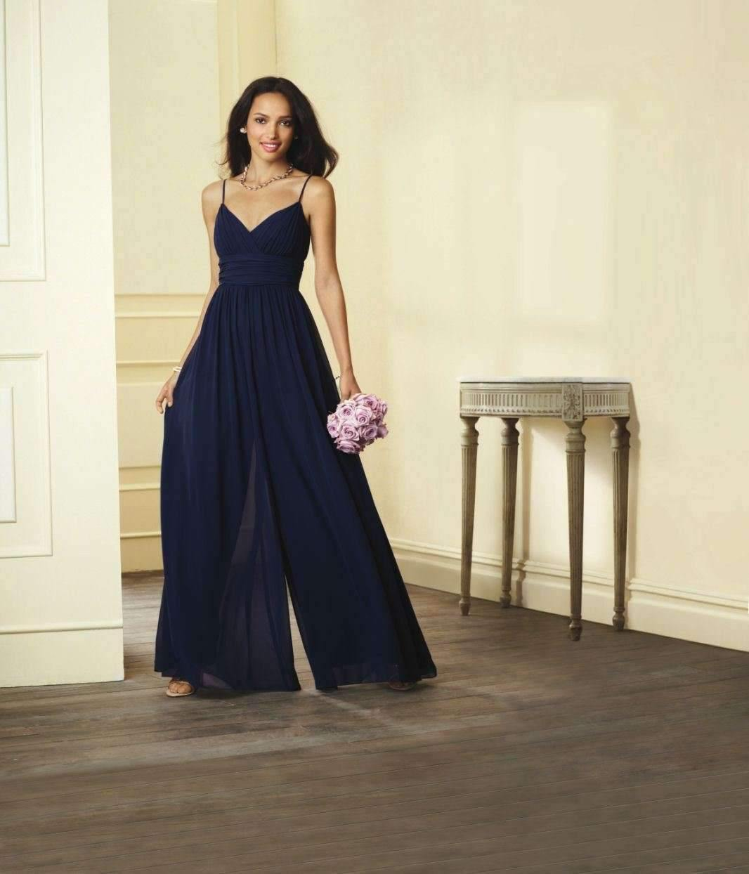 UK14 NAVY BLUE - SANDERA - SALE - Adore Bridal and Occasion Wear