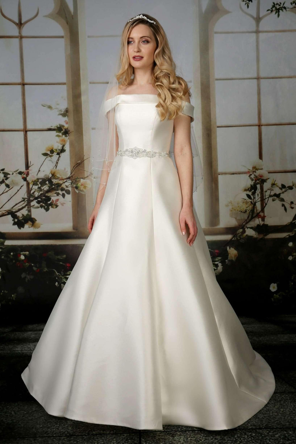 NIEVE COUTURE - Priscilla - Adore Bridal and Occasion Wear