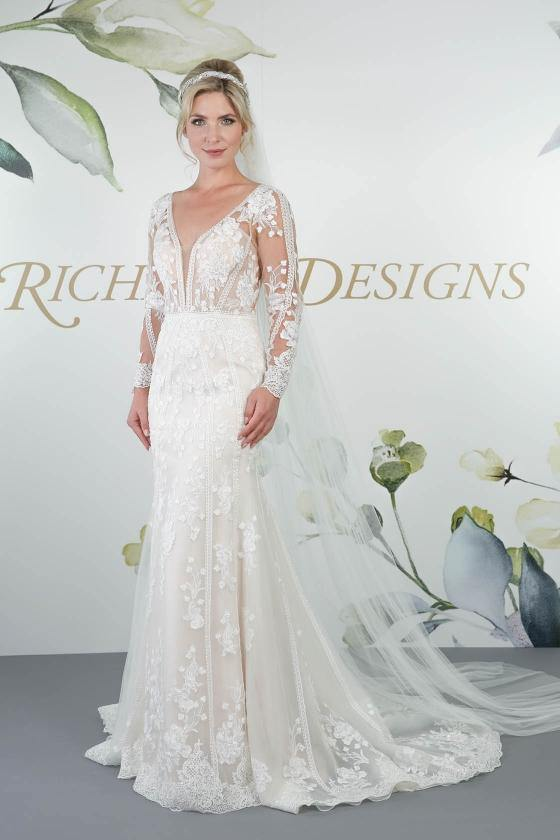 COMING SOON - RICHARD DESIGNS - ROSA - Adore Bridal and Occasion Wear