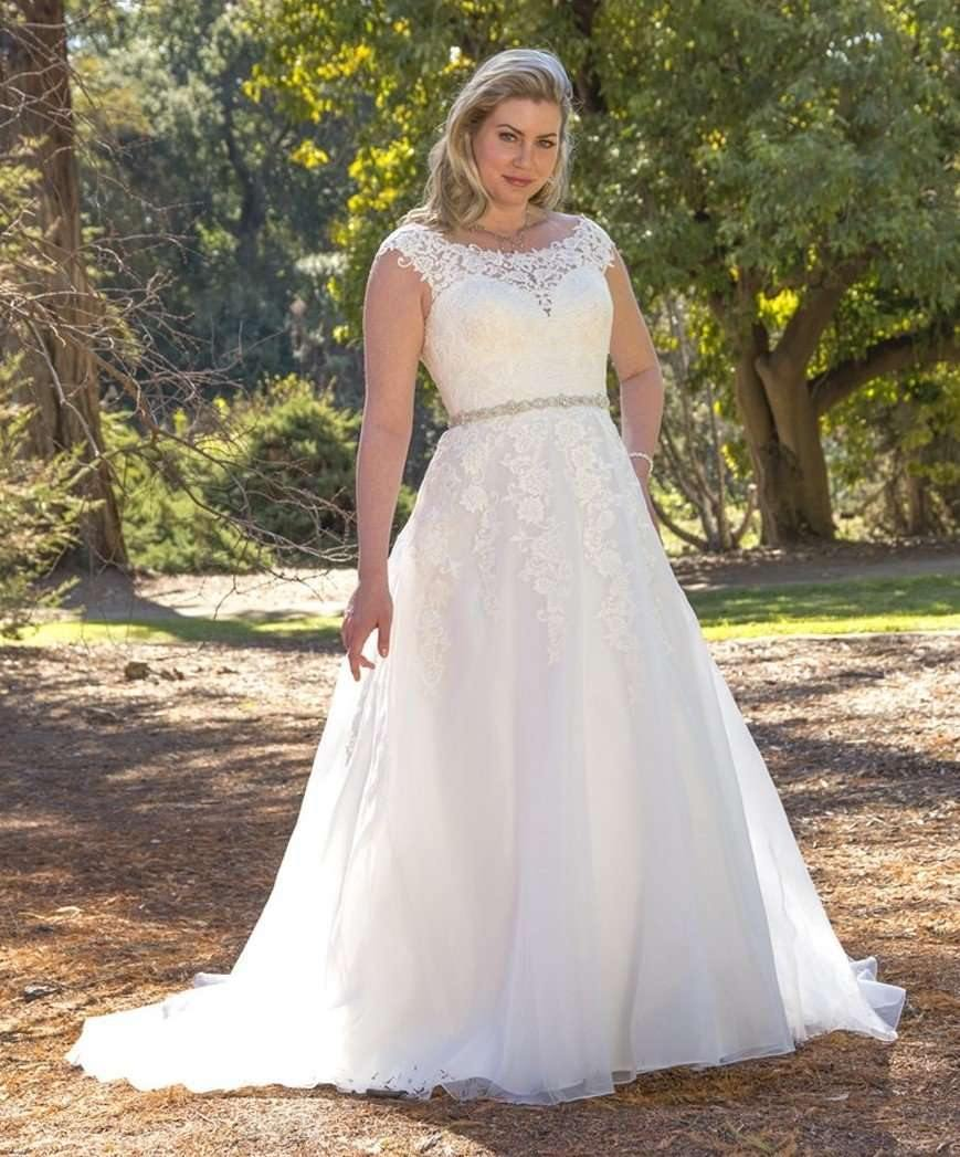 Sandra Plus - Adore Bridal and Occasion Wear