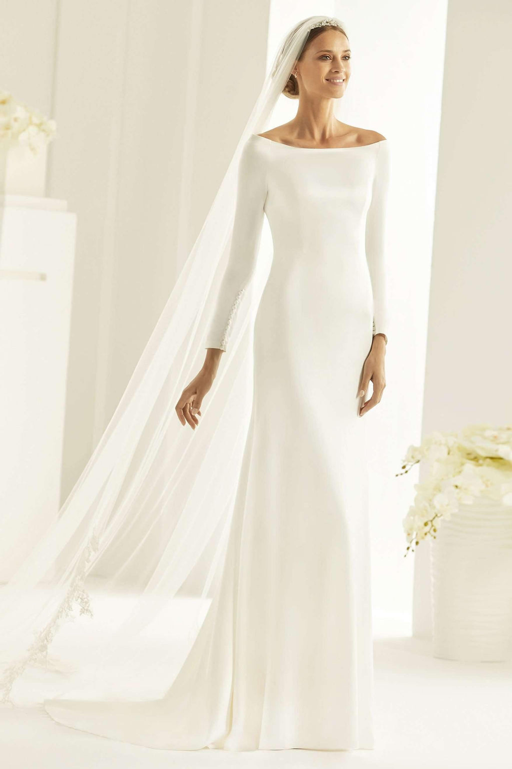 BIANCO EVENTO - Tiffany - Adore Bridal and Occasion Wear