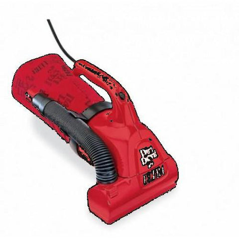 Dirt Devil 08230 Ultra Power CORDED Handheld Vacuum dust buster with Brush Roll, 4 Amp
