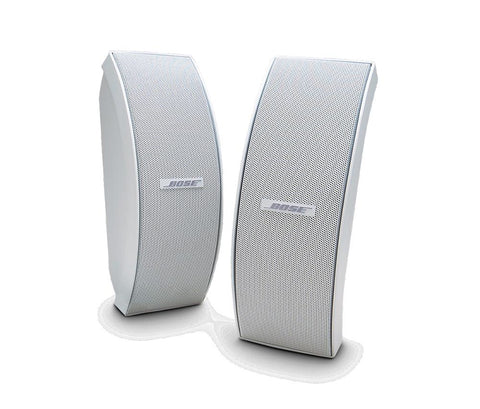 Bose 151 SE Outdoor Environmental Speakers, White, Pair