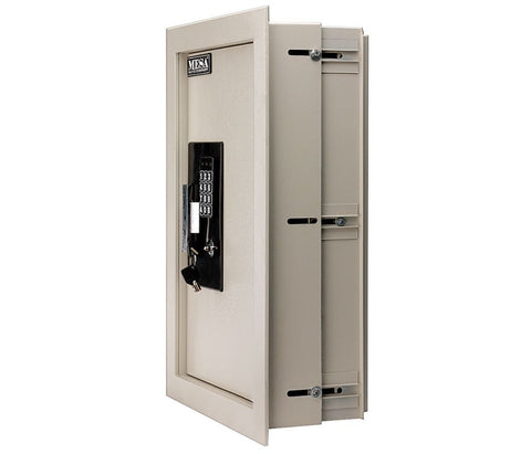 Adjustable Wall Safe