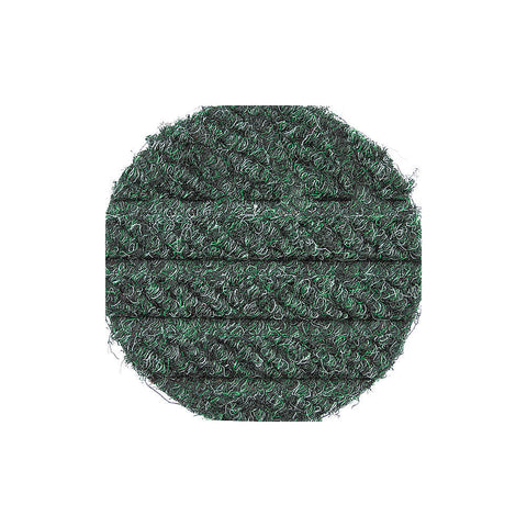 Recycled PET Fabric, Entrance Mat, 3 ft. Width, 4 ft. Length green