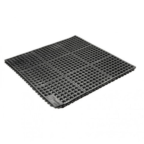 24-7 Open Cutting Fluid Resistant with Gritshield Anti-Fatigue Mats