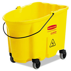 Rubbermaid WaveBrake Bucket