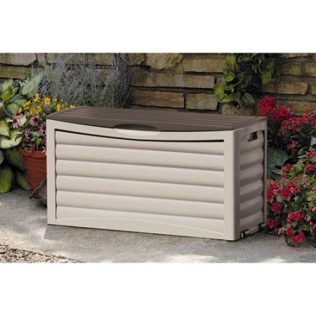 1     Suncast 63-Gallon Deck Box