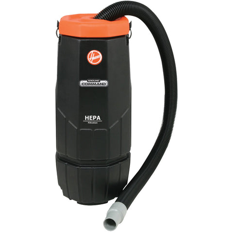 Hoover CH85000 Ground Command 10 Qt. Backpack Vacuum