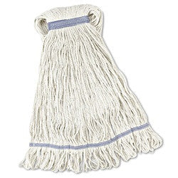 Heavy Duty Wet Mop Head - 32 oz, White