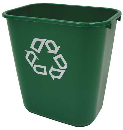 Desk Recycling Container,
