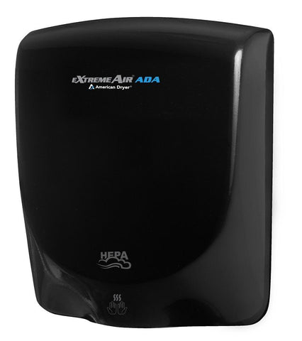 AXT-DB, EXTREMEAIR ADA AMERICAN DRYER ALUMINUM BLACK EPOXY UNIVERSAL VOLTAGE ADA