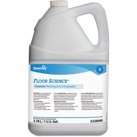 Floor Science® Floor Cleaner Concentrate, Gallon Bottle 1/Case - DVO5228080EA