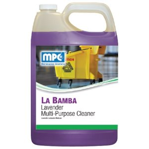 LA BAMBA Lavender Multi-Purpose Cleaner, 4 Gallons (LMP-14MN)  case of 4