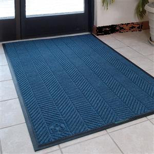 Eco Elite 4'W x 6'L Mat with Rubber Edge
