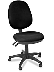 Fabric Task Chair - Black