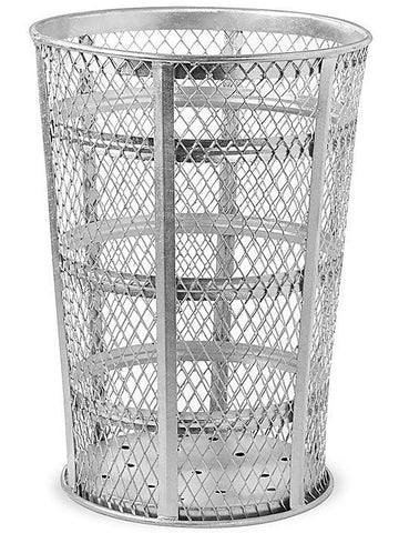 Wire Mesh Container- 45 Gallon, Galvanized