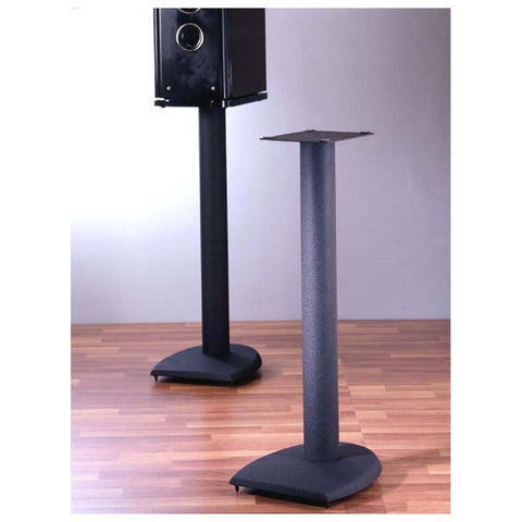 VTI Speaker Stand in Black (Set of 2)-29 inches Height
