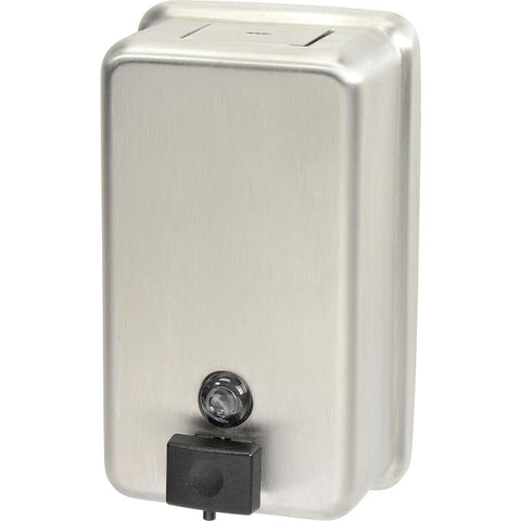 Bobrick® ClassicSeries™ Surface Mounted Vertical Soap Dispenser - B-2111