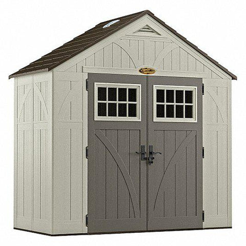 SUNCAST Outdoor Storage Shed,