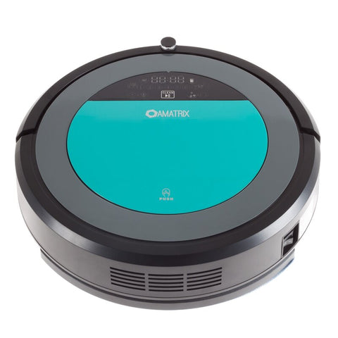 Amatrix Bagless Robotic Vacuum with Mop