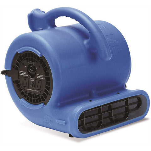 B-Air 1/4 HP Air Mover Blower Fan