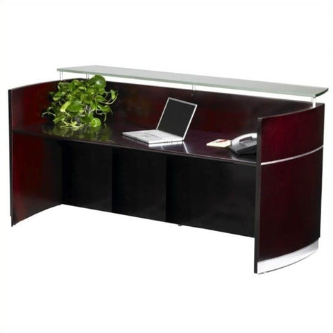 "87"""" Reception Desk"