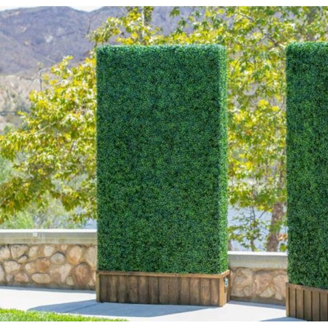 3.3 ft. H x 3.3 ft. W Scroggins Privacy Screen (Set of 5)