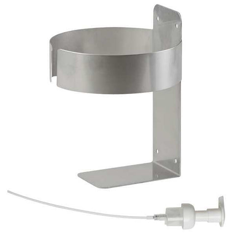 BEST SANITIZERS, INC. Gallon Wall Bracket and Foam Pump