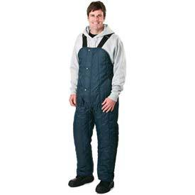 Econo-Tuff™ Bib Overall Regular, Navy - Large