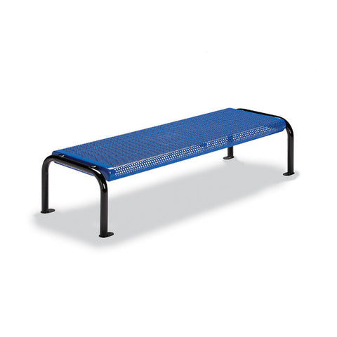 Rally 6' Flat Bench, Portable/Surface Mount