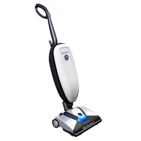 Upright Vacuum with 9 Bags and 9 Pods