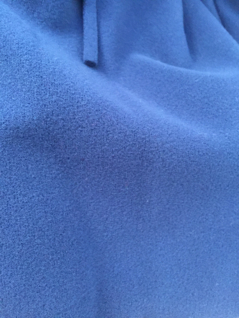Cobalt Blue Fleece
