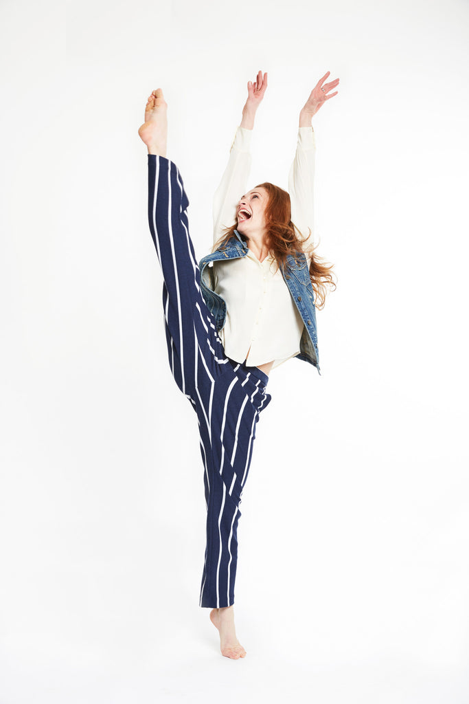 TWIG Marine Stripe Pants