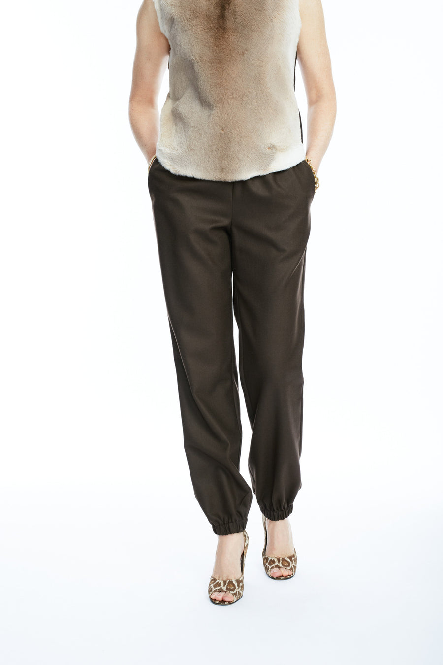 TWIG Classic Light Wool Pants