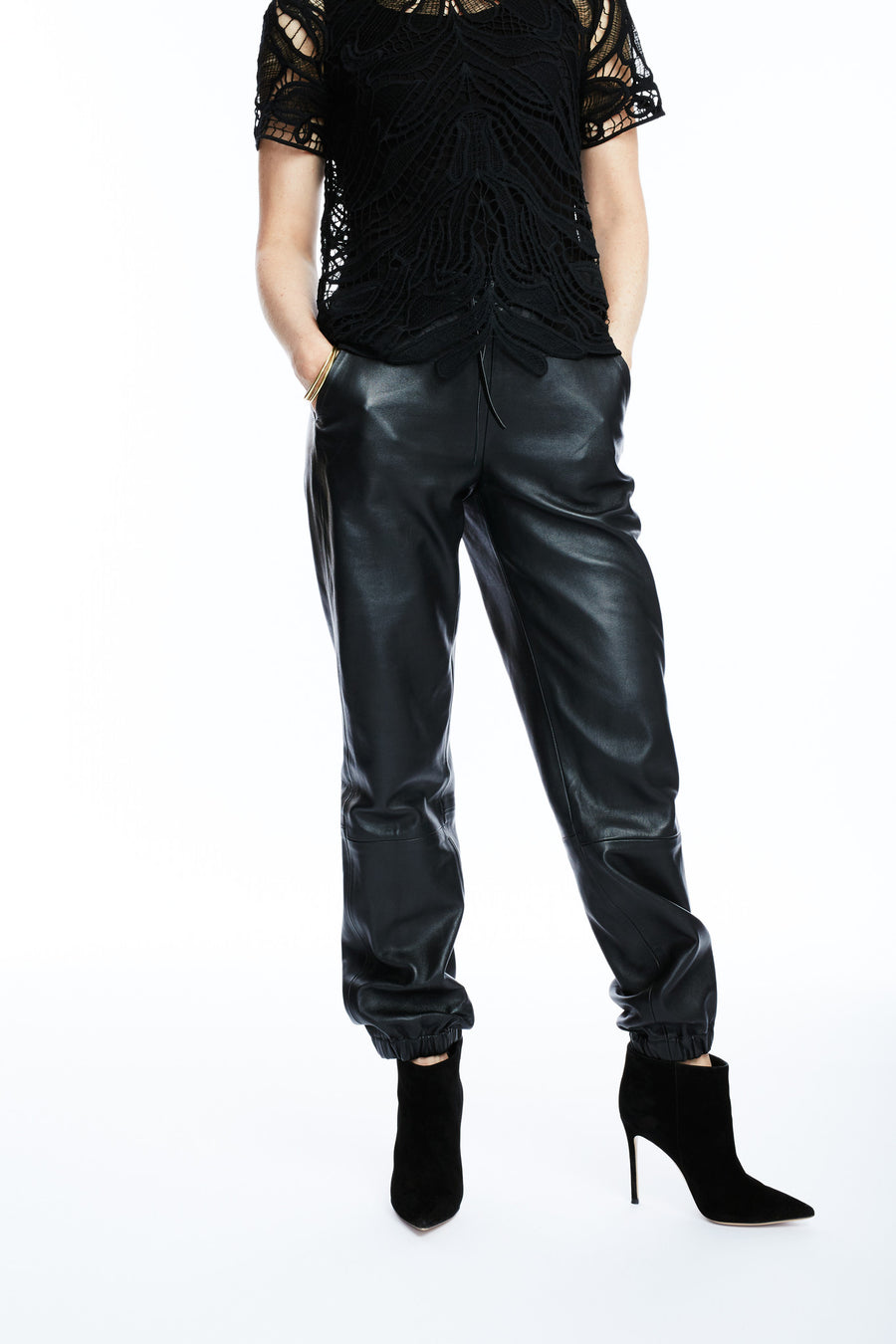 TWIG Leather Pants