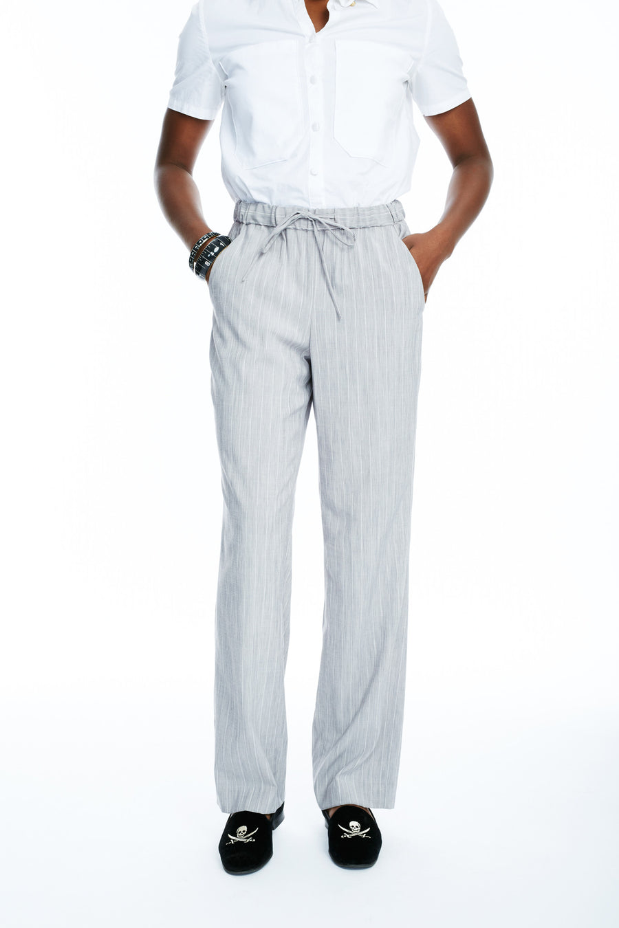 TWIG Pinstripe Classic Pant