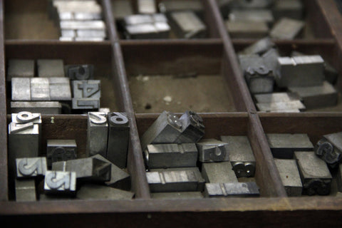All About Letterpress