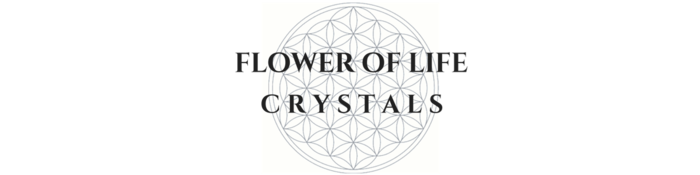 Flower of Life Crystals