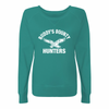 Buddy's Bounty Hunters Ladies Slouchy - PhillyFandom Product - Shirts PhillyFandom Philly Sports Tees
