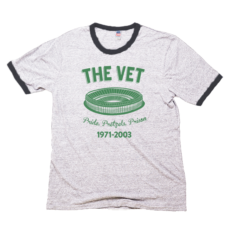 Retro The Vet Premium Tri Blend Unisex Ringer Tee